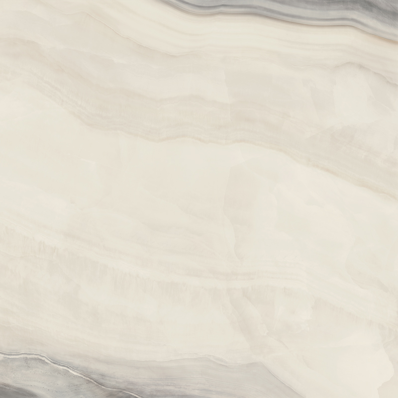 Opal white 120x120 marble polished sample image from Poland.